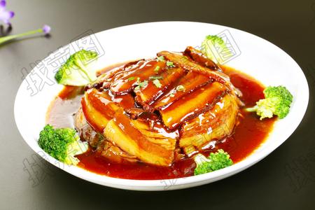 梅干菜扣肉 - 找菜图
