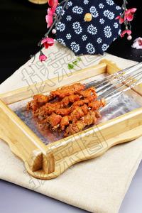 烤羊肉串 - 找菜图