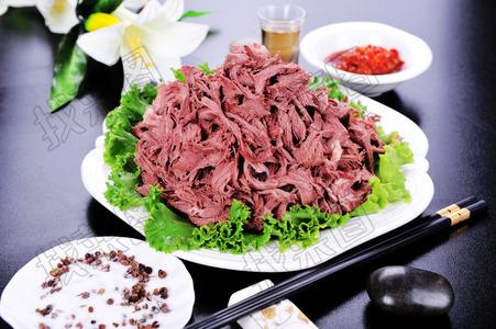 手撕狍子肉 - 找菜图