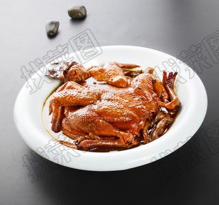 黄蘑碎拍鸡 - 找菜图
