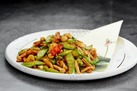煎炒小瓜白玉菇 - 找菜图