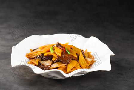 黄蘑土豆片 (2) - 找菜图