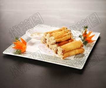 黄金香芋卷 - 找菜图