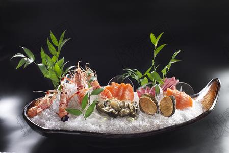 海鲜刺身大组拼 - 找菜图