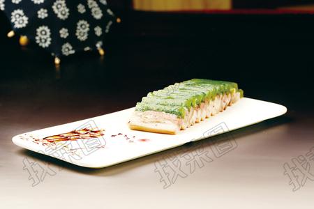 翡翠肴肉 - 找菜图