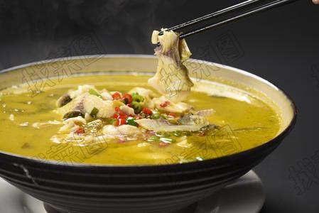金汤养生酸菜鱼 - 找菜图