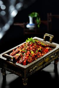 干锅辣鸭头 - 找菜图
