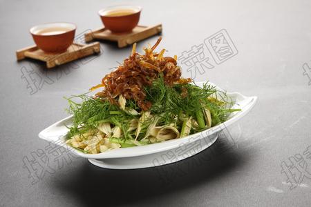 茴香拌菜 - 找菜图