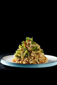 豆皮三叶香 - 找菜图