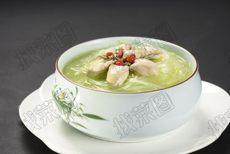 蛎蝗萝卜丝汤 - 找菜图