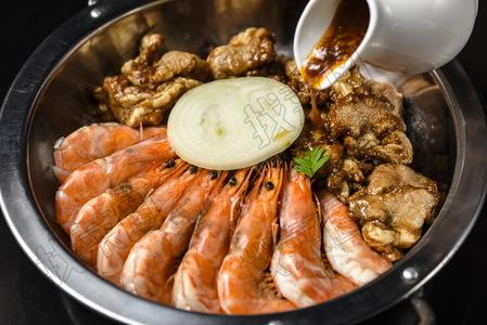 虾斗膳 - 找菜图