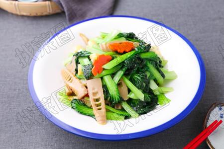 太古菜炒鲜笋 - 找菜图