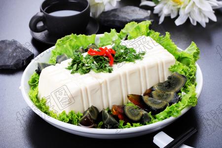 皮蛋豆腐 - 找菜图