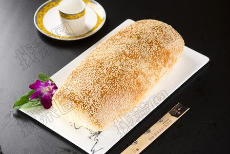 九贝勒黄金大馒头 - 找菜图