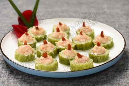 苦瓜酿虾仁 - 找菜图