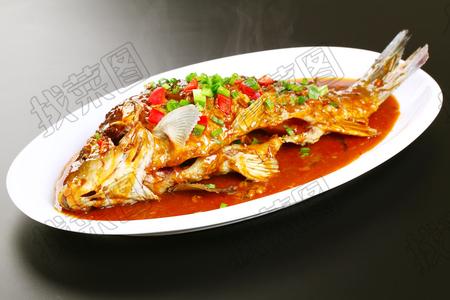 压锅鱼 - 找菜图