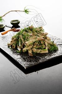 茴香拌猪肝 - 找菜图