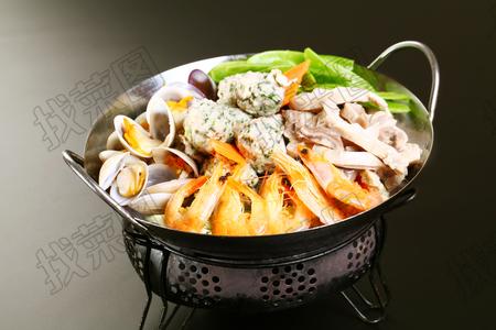 海鲜野菜丸子 - 找菜图