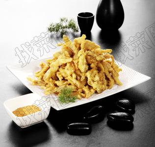 黄金口蘑 - 找菜图