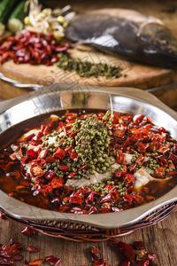 豆味沸腾盆盆鱼 - 找菜图