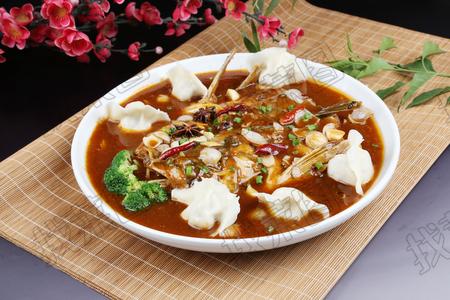 鱼头饺子 - 找菜图