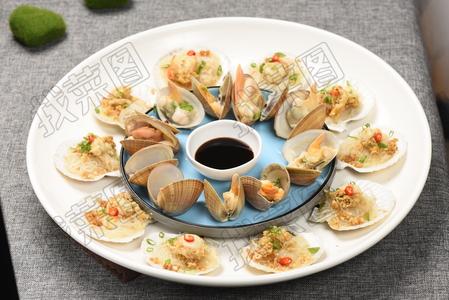 桑拿蒜蓉海鲜 - 找菜图