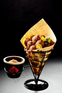 哈尔滨脆骨丸子 - 找菜图