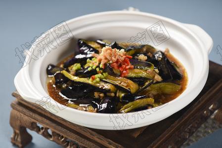 海米茄子煲 - 找菜图
