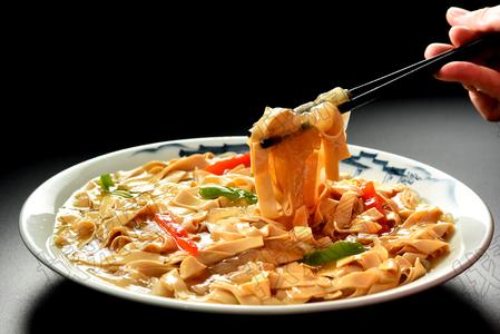 干豆腐炒宽粉 - 找菜图