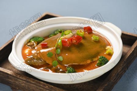 黄焖甲鱼 - 找菜图