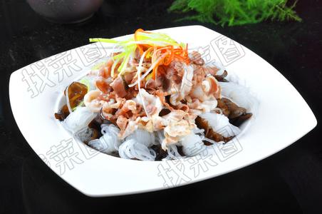 炝锅三宝 - 找菜图