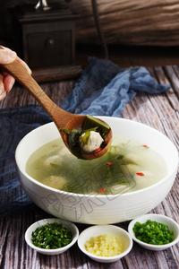 海藻烩牛丸 - 找菜图