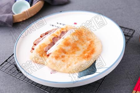 熏肉大饼 - 找菜图