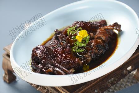 酱油鸭 - 找菜图