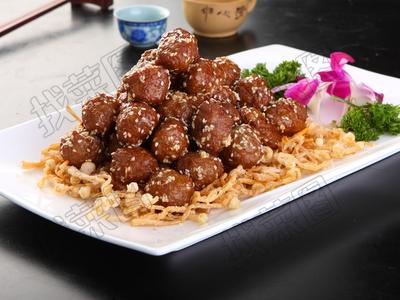 茴香牛肉丸 - 找菜图