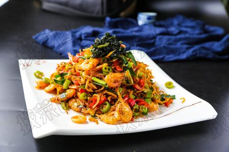 小鱼小虾 - 找菜图