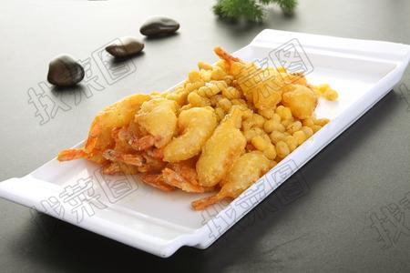 黄金汉虾 - 找菜图