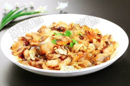 温州沙鳗干 - 找菜图