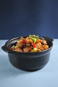 香芋牛腩煲 - 找菜图
