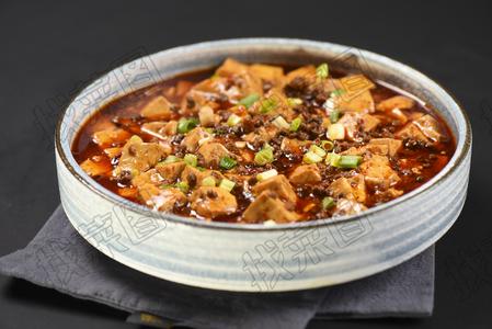 麻婆豆腐 - 找菜图