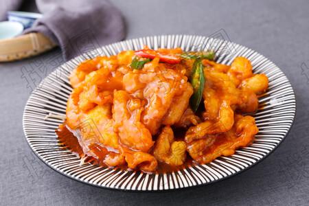 麻辣鱼片 - 找菜图