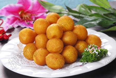 黄金香芋球 - 找菜图